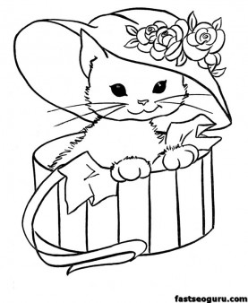 Kitty Cat Free Printable Coloring Pages Animals 1018673393id109width600height338cropratio169