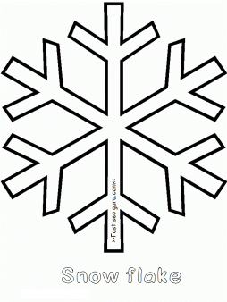 make a snowflake out of paper easy for kids
