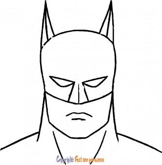 kids coloring pages superheros batman