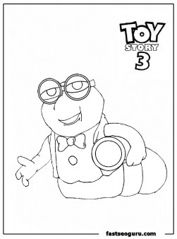 powered by pligg toy story coloring pages | Wallpaper Lovers