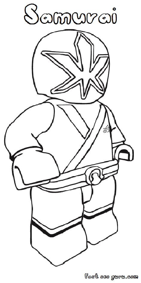 power ranger samurai coloring page - power rangers coloring pages related keywords power