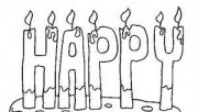 Printable Happy birthday …