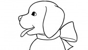 Dog coloring pages for ki…