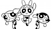 Printable Powerpuff Girls…