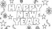 Printable New Year  2014 …