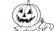 Printable Halloween Color…