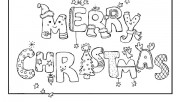 Printable merry christmas…