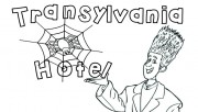 Printable Hotel Transylvania 2 Jonathan coloring pages