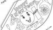 Printable happy new year …