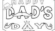 Printable happy dads day …