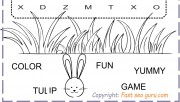 easy easter word search p…