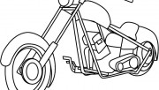 Printable motorcycle colo…