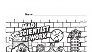 Halloween Mad Scientist P…