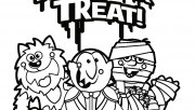 Halloween Trick or Treat …