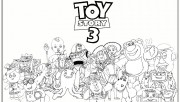 Toy Story 3 characters ki…