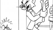 Printable Tom And Jerry a…