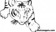 Printable jungle Bengal t…