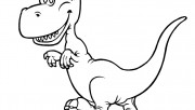Printable dinosaur happy …