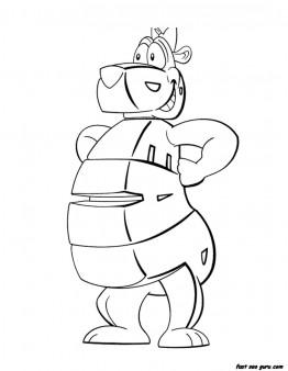 Print out Alphabet worksheets Bear