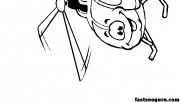 Print out Happy face Helicopters coloring pages