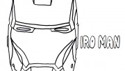 Print out superheroes Iro…