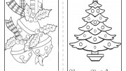 Printable christmas tree …