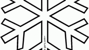 make a snowflake out of p…