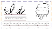 cursive handwriting pract…