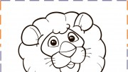 coloring in pages animals…