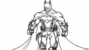coloring pages batman to print out