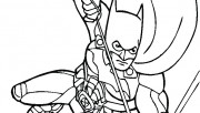 picture to color batman s…