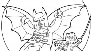 lego batman robin colorin…