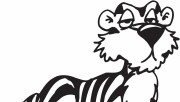 Printable Tiger Coloring …