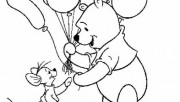 Disney Characters pictures to print Winnie the Pooh and Roo
