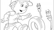 Printable Handy Manny Fel…