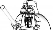 Lego Star Wars Darth Vade…