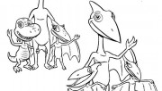 Print out Dinosaur Train …