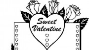 Printable Sweet valentine…