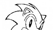 Printable sonic coloring …